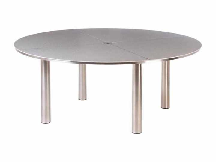 Equinox 70 Quot Round Table Southport Outdoor Living